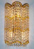 Lámpara de pared decorativa de la manera de Phine con la iluminación interior de K9 Crystall