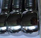 OEMサービスのステンレス鋼の容器の部品