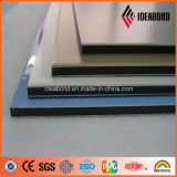 さまざまなMetallic Color PVDFおよびPolyester Coating Aluminum Composite Panel