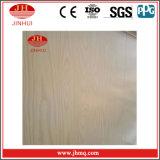 Grano di legno della scheda di alluminio che fa l'inferriata della scala della parete divisoria (Jh154)