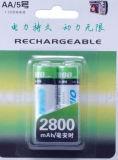 Bateria Home da bateria alcalina 1.5V Lr6 AA do uso