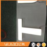 이용된 전자 표시, 아크릴 소형 LED 채널 편지