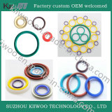 Selos personalizados venda por atacado do anel-O da borracha de silicone da fábrica