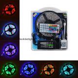 Maak het 3528 RGB Flexibele LEIDENE Licht van de Strook waterdicht