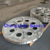 重いクレーンSheaveを形作る鋳造物の鋼鉄ロール