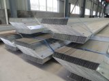 Гальванизированный стальной раздел z для мастерской стальной структуры