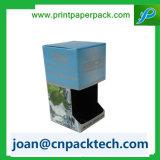 Cartones de plegamiento para envolver el rectángulo de papel de empaquetado