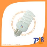 T3 volles energiesparendes Lampe 6000h E27 der Spirale-11W CER RoHS