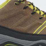 De echte Schoenen van de Trekking van de Mensen van de Schoenen van de Sporten van het Leer Lage Openlucht