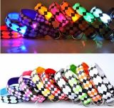 Christmas를 위한 LED Flashing Dog Collar
