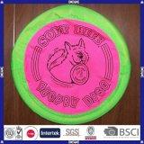Frisbee pieghevole di nylon variopinto promozionale brandnew