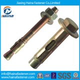 Anchor galvanisé Bolt avec Hex Nut Hilti Anchor Bolt M6-M16