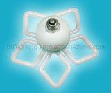 형광을%s 5u 로터스 사방형 모양 에너지 저장기 램프