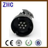 12V/24V 유럽인 7 Pin 트레일러 금관 악기 전력 플러그 및 소켓