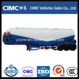 Cimc 세 배 차축 50 톤 부피 시멘트 트레일러