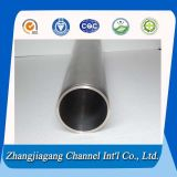 ASTM B338 Gr2 Titanium Pipe Used per Exhaust Pipe Manufacture