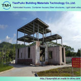 Maison préfabriquée légère de bâti en acier de Chine