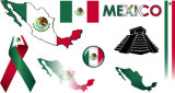 Lucht die aan Mexico verscheept