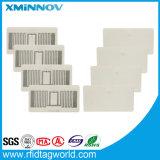 Escritura de la etiqueta destructiva de falsificación anti de la etiqueta de la frecuencia ultraelevada