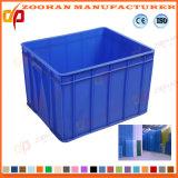 Gaiola vegetal do recipiente da caixa da modificação do supermercado plástico da capacidade elevada (ZHtb33)