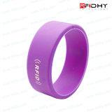 Em ChipのConcertのための専門家RFID Tag PVC Wristband