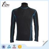 Mann-Sports hochwertiges Ski-Thermal Unterwäsche-Hemden