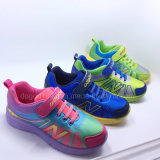 Crianças Sport Shoes 3D Print Upper Injection Shoes