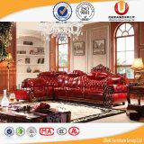 Sofà moderno di stile di modo della mobilia americana del salone (UL-X2029)