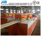 PVC-U/UPVC/PVC Panel-Strangpresßling-Zeile Maschine