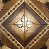 Chêne et érable, bois de parquet de brosse métallique d'Aacia ou plancher en stratifié