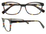 Marco hecho a mano de Eyewear de la manera de 2016 el último del acetato de Eyewear vidrios de la receta con Ce y el FDA