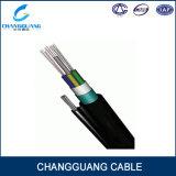 Figura 8 di alta qualità ha incagliato il cavo allentato della fibra di memoria del tubo 24