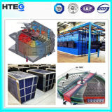 Corrugated esmaltado Plate para Rotating Air Preheater/Basketed Heating Elements