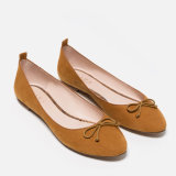 Frauen-beiläufige Form-Dame Flat Shoe Comfortable