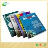 Изготовленный на заказ печатание кассеты полного цвета с размером A4/A5 (CKT - BK-625)