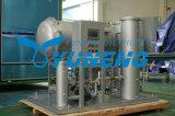 De samenvoegende Eenheid van de Raffinage van de Olie van de Turbine van de Dehydratie en van de Scheiding