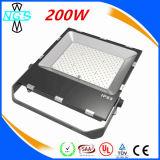 SMD neri dimagriscono l'indicatore luminoso di inondazione del LED per uso esterno