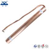 プロジェクトを基づかせているための電気分解の電極の純粋で赤い銅