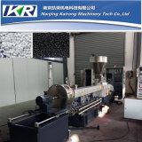 PVC Plastic Pelletizing Extruder Granulation Machine