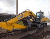 真新しいXCMG Xe235c 23.5tの普通サイズのクローラー掘削機