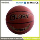 Basketbal van de Blaas van Engoved Butyl voor Concurrentie