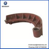 Ceppo del freno duttile del ghisa di Mannufacturer Qt-450 Qt-400 della fabbrica del pezzo fuso