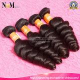 De beste Verkopende 7A Maagdelijke Bundels van het Menselijke Haar van het Haar Braziliaanse Golvende
