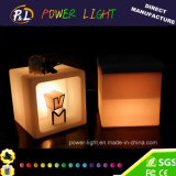 Import Material Party Decor LED Open Cube mit Cushion
