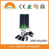 (T-109) mini système solaire de C.C 10W9ah