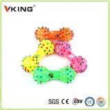 El mejor producto para el juguete indestructible del perro de la importación
