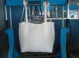 Sacchetto all'ingrosso con la parte superiore completamente aperta per il trasporto del materiale riciclato