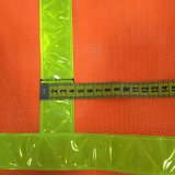 Alto Luster Safety Vest con Crystal Tape