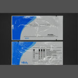 판매! 의학 진단 Tp 매독 시험 장비 카세트