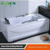 Uma banheira da massagem da pessoa para a venda